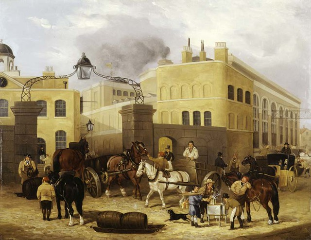 anchor-brewery-c1820-john-thomas-smith-1766-1833