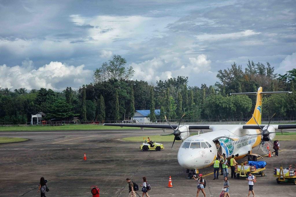 Camiguin - Aeroport