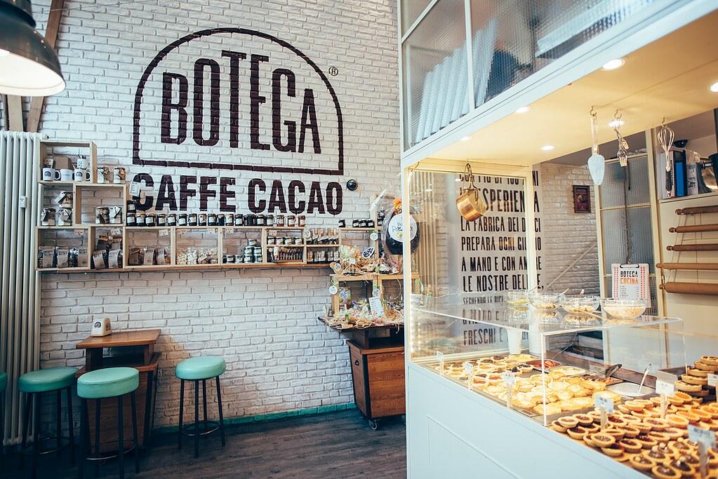 Milano kahvilavinkkejä
