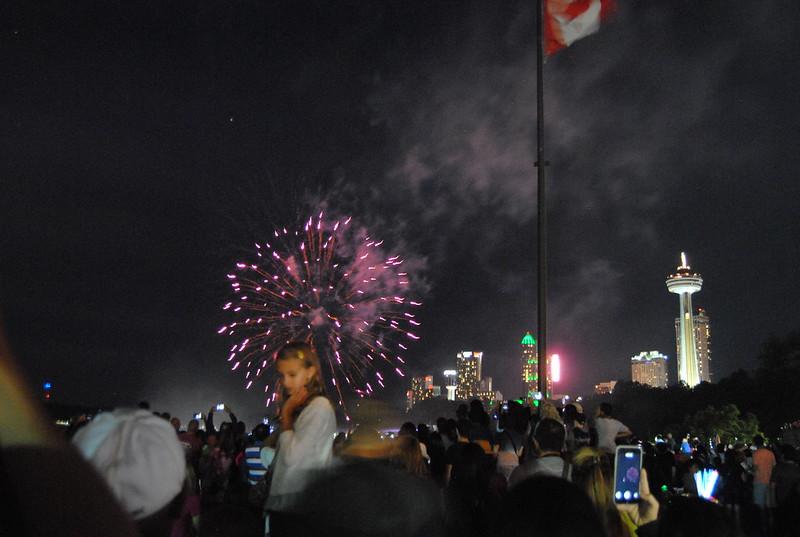 Fireworks - Niagara Falls, Ontario