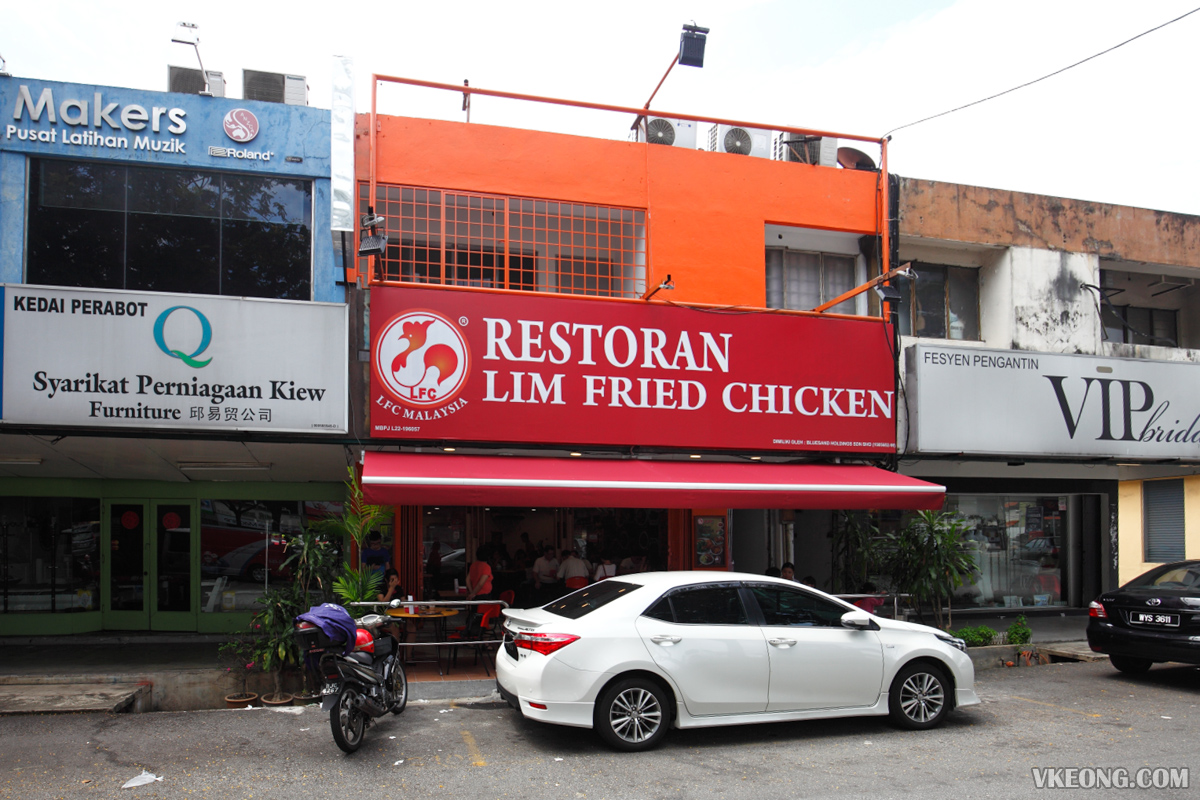 LFC Lim Fried Chicken SS2