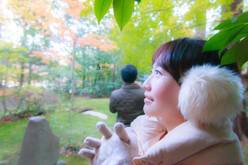 【旅遊】楓葉限定。絕美「嵐山」(下)