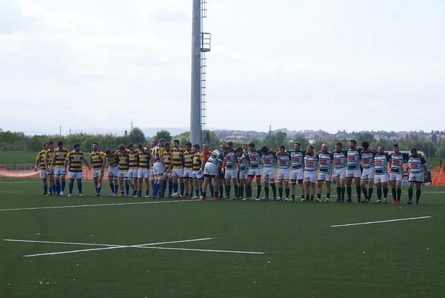 PRIMO XV - Stagione 2016/17 - Rugby Jesi vs RPFC (Foto Zanichelli)