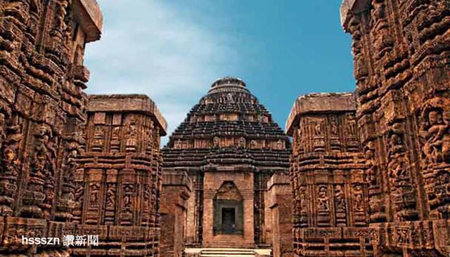 The-Konark-Sun-Temple