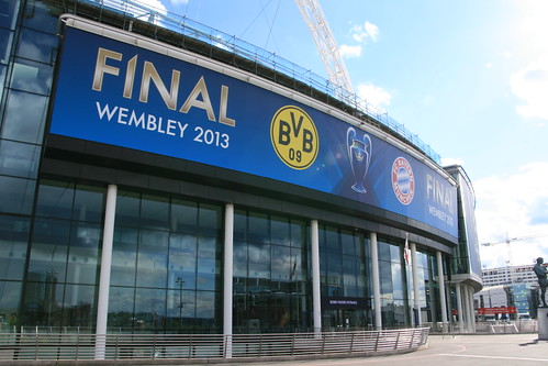 Champions League Final Wembley 2013. | by (Mick Baker)rooster