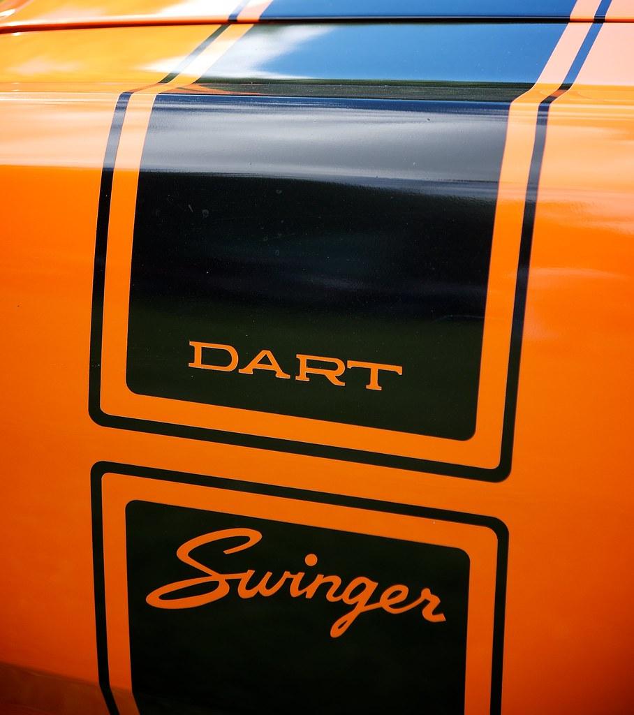 Quarter Panel Dart Swinger