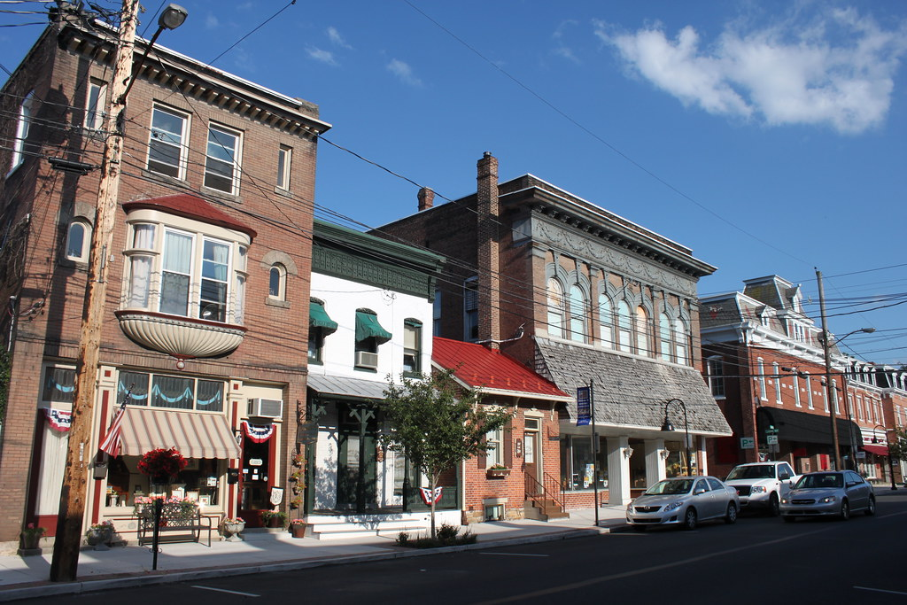 Downtown Bedford Pa Joseph Flickr
