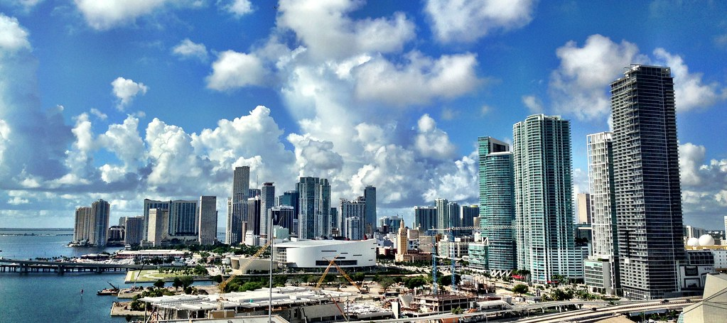 Miami from The Venetia