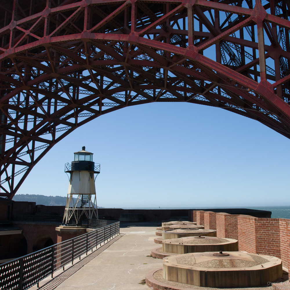 Fort Point, San Francisco, CA   Chris Colhoun   Flickr