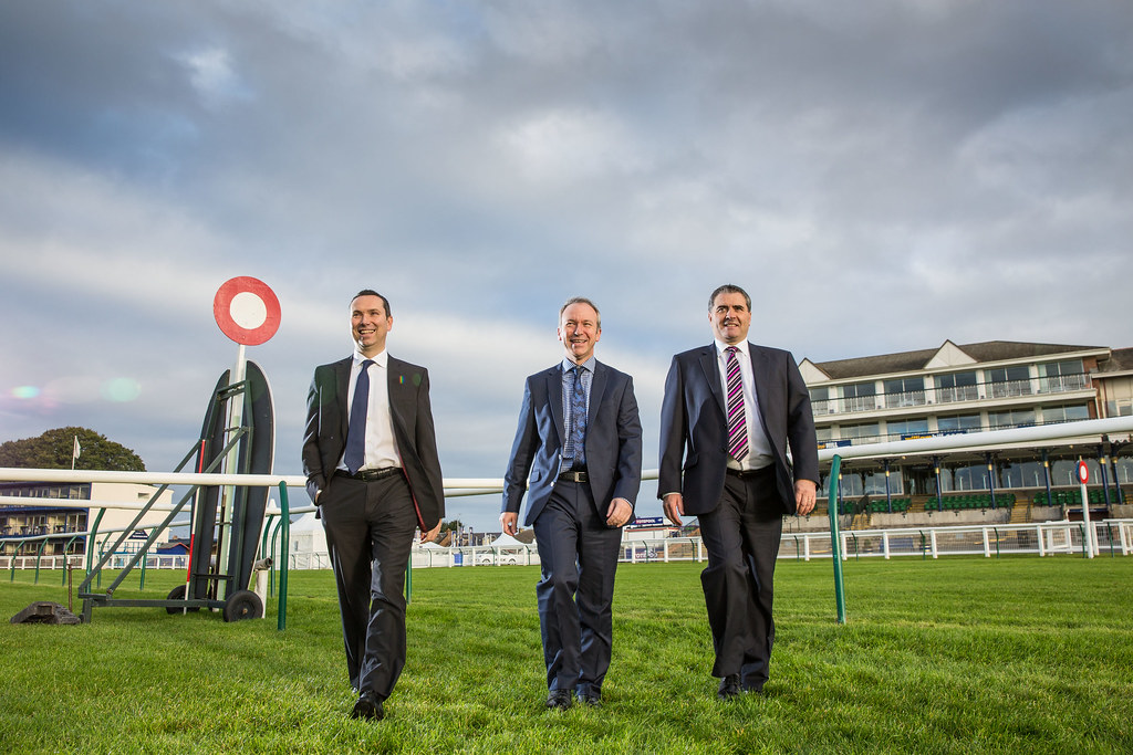 Ayr Racecourse builds for the future