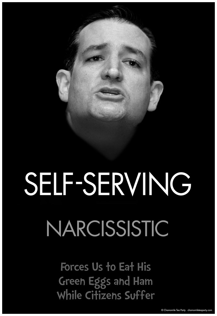 Ted Cruz Quotes Extraordinary Senator Ted Cruz Selfserving Narcissistic Forces Us To…  Flickr
