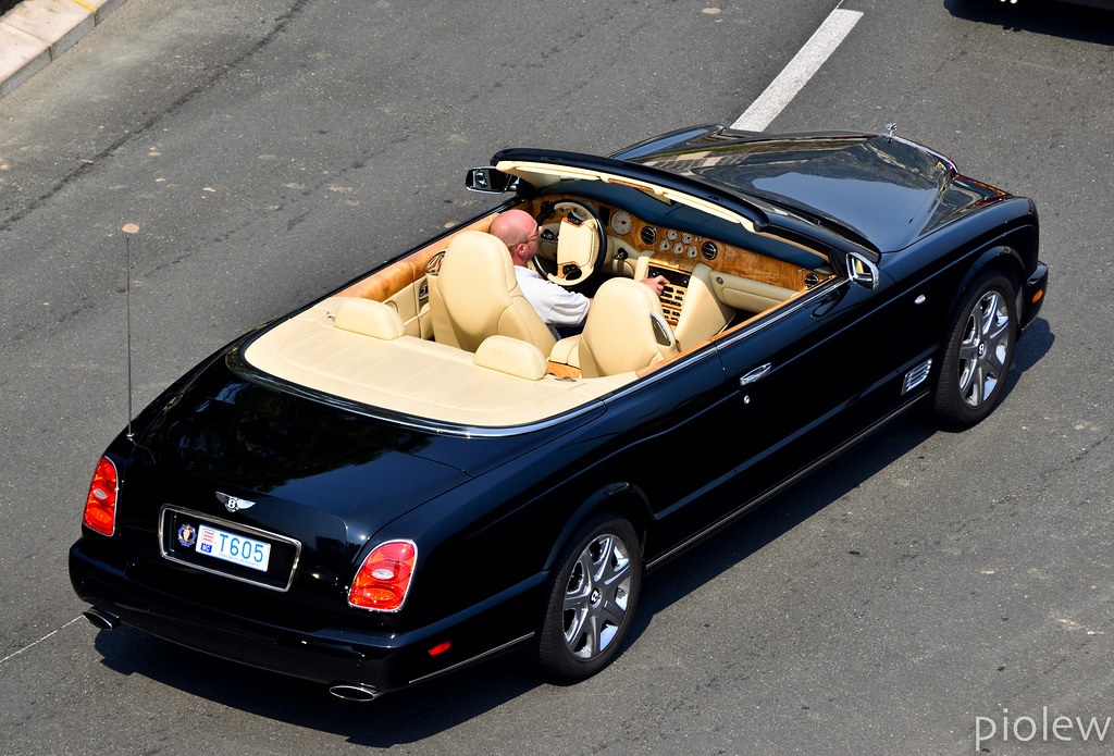 bentley azure 2006 | feel free to join my fan page automotiv… | flickr