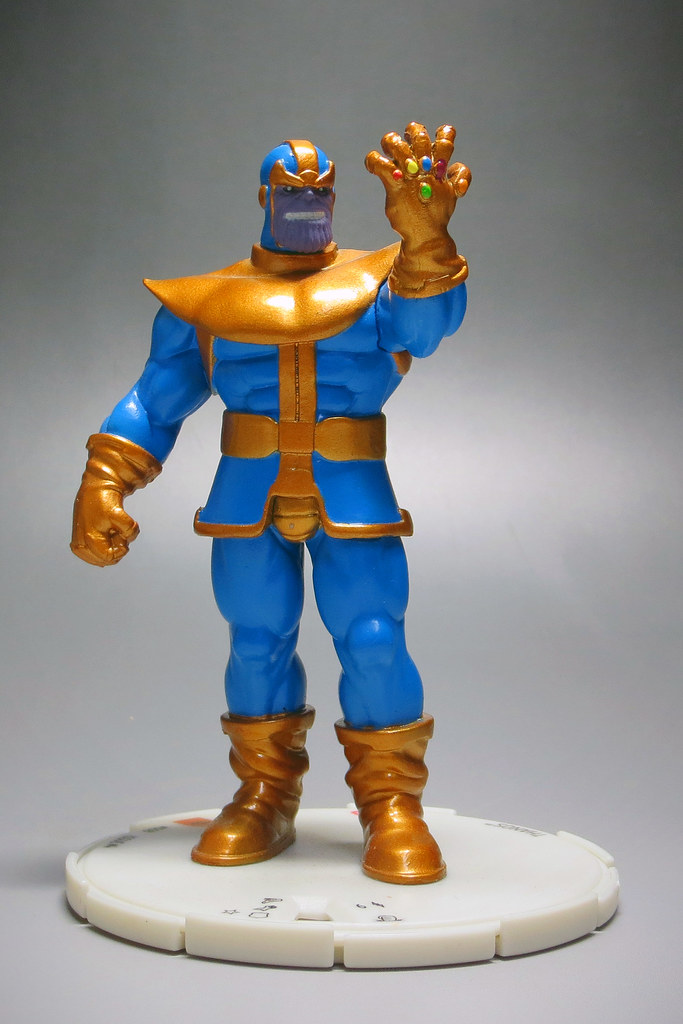 Marvel Heroclix Infinity Gauntlet 008 Thanos Shrine To De