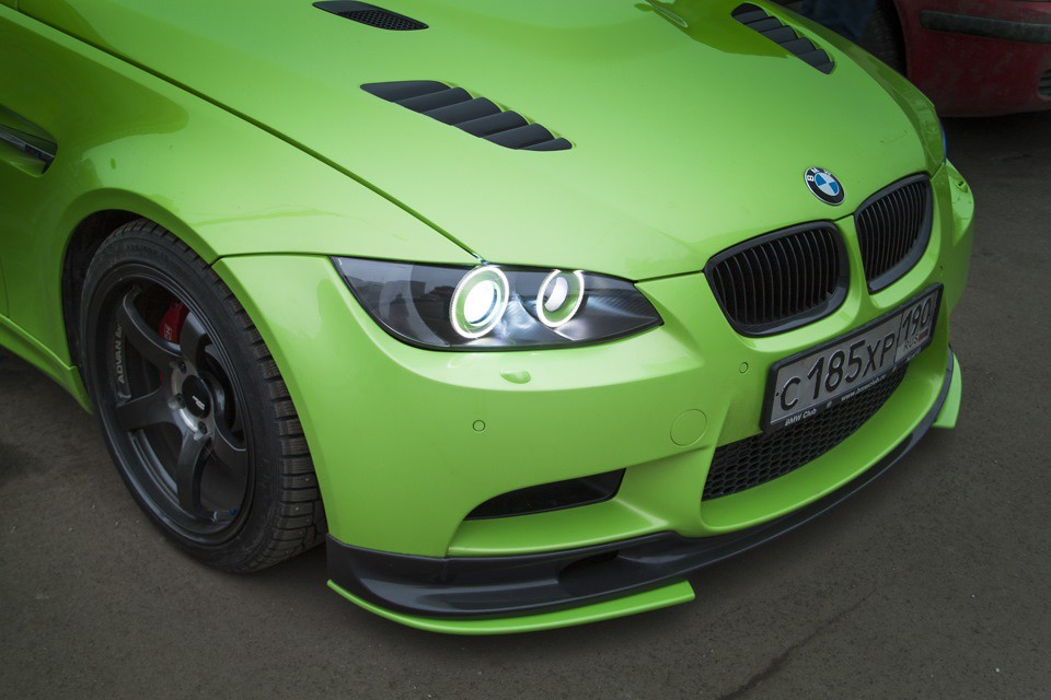 Bmw E92 M3 Custom Headlights Customer Submitted Photo Of H Flickr