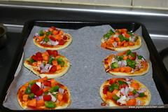Add veggies