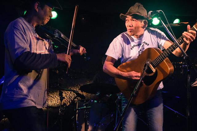 春日善光&ふんじゃら session at Manda-La 2, Tokyo, 23 Feb 2017 -00010