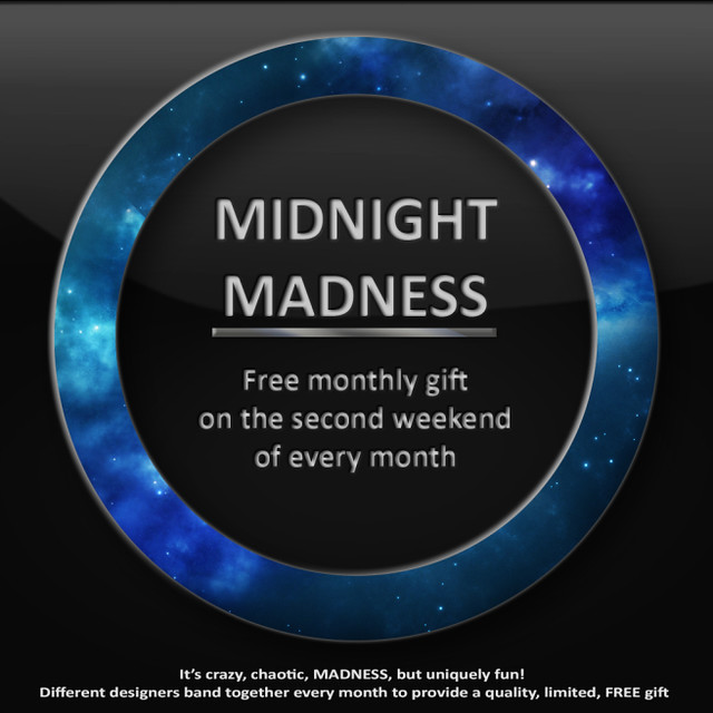 Midnight Madness is Back!