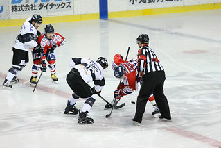 [2017/3/18] Eagles 3-4(OVT) IceBucks