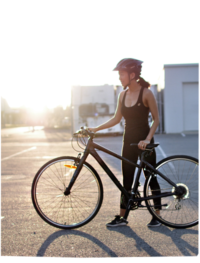 Everyday Cycling for Fitness with Reid Cycles