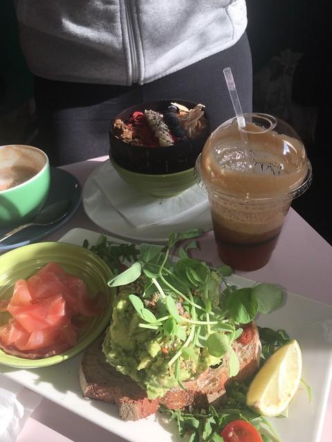 edin - Hula Cafe,  breakfast