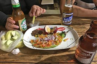 Puerto Galera - San Miguel beer