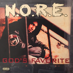 N.O.R.E.:GOD'S FAVORITE(JACKET A)