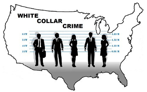 White Collar Crime Risk Zones