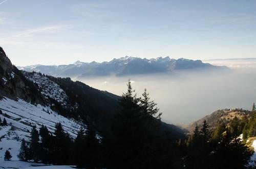 Rochers de Naye, Suiza