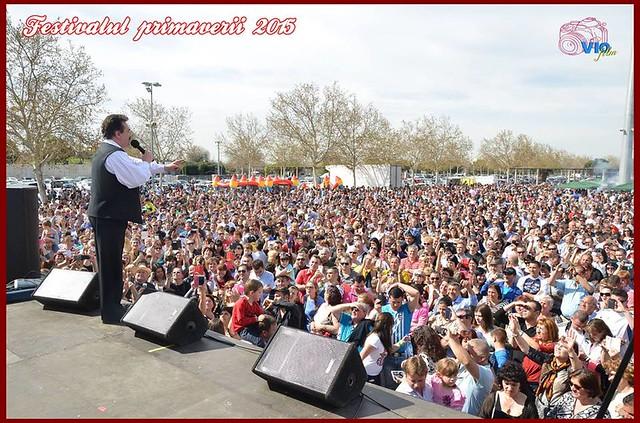 Festivalul Primăverii 29 martie 2015