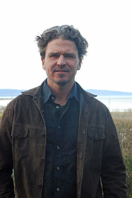 Dave Eggers, author of The Circle.