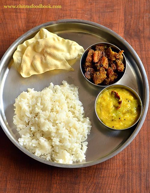 Andhra mango dal recipe