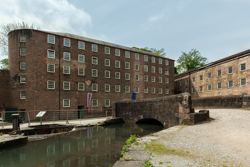 Cromford Mills: Building 17, Derbyshire, UNITED KINGDOM