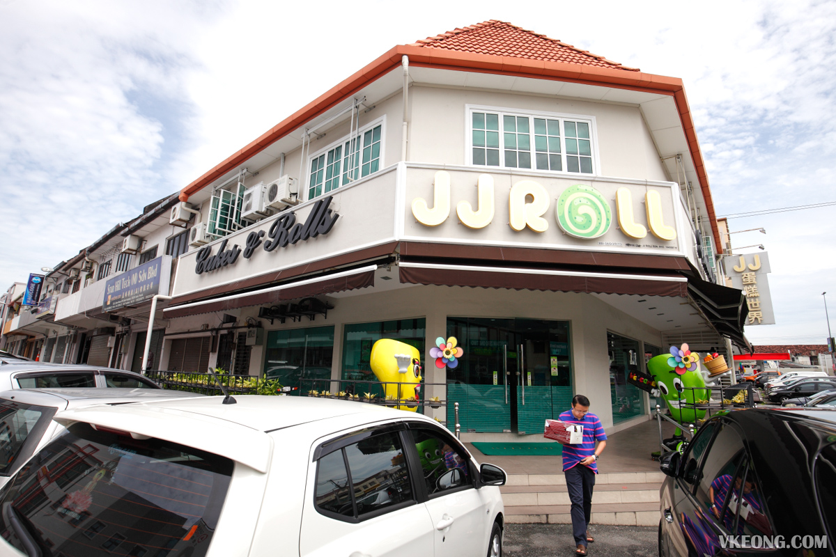 JJ Roll Cakes and Rolls Shop Ipoh