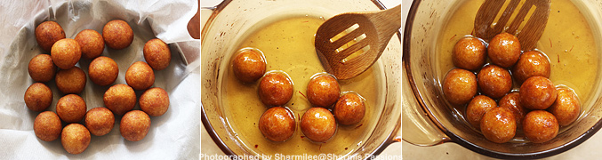 How to make Sweet potato jamun recipe - Step6