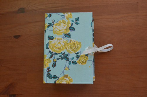DIY Greeting Card Album