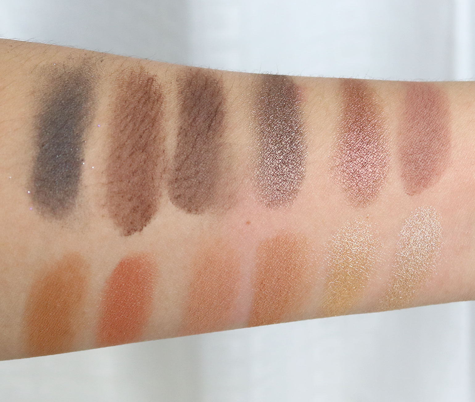 11 Pixibeauty - Pixi by Petra - ItsJudyTime Palettes Review Swatches - Gen-zel.com