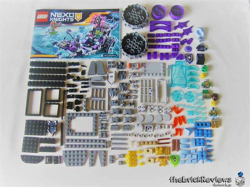 ThebrickReview: 70349 Ruina's Lock & Roller 34066161581_196a83d8b8_c