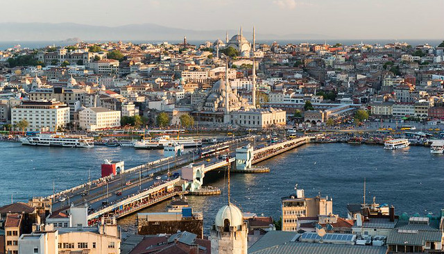 Istanbul skyline emerging market equities papers