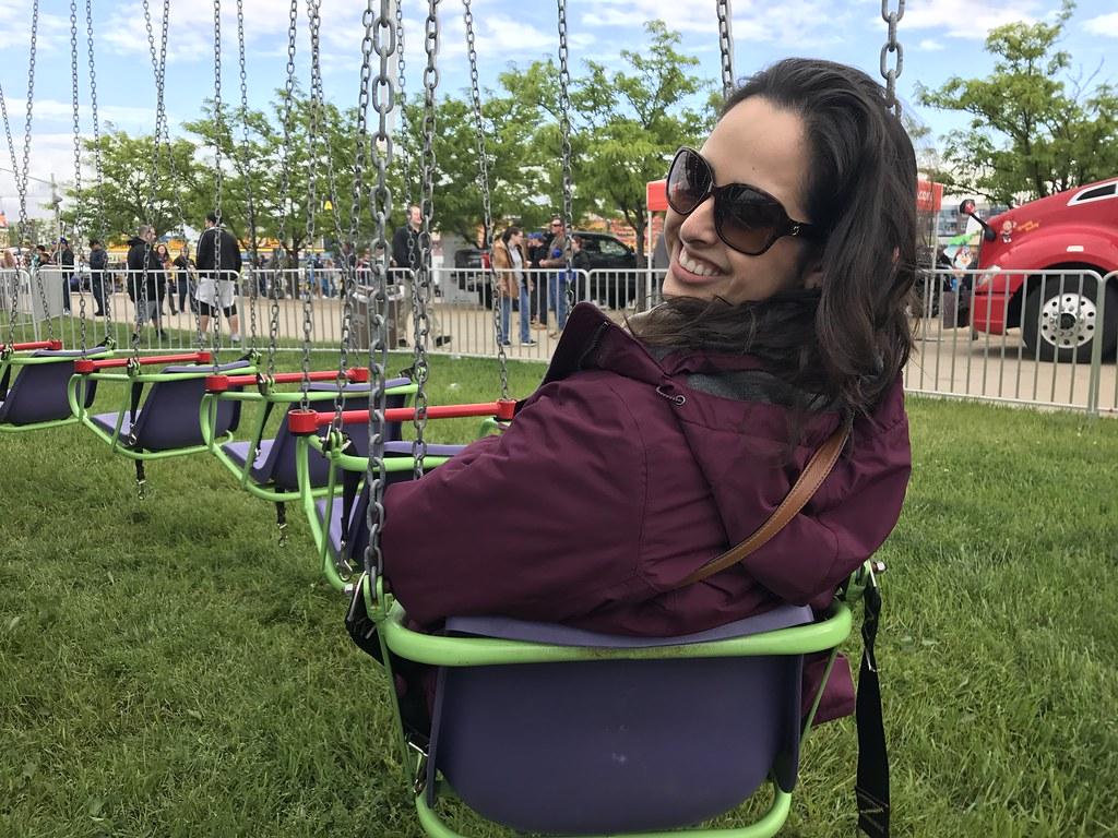 Kristen Carnival Swing