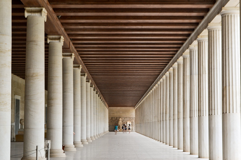 Clasicicismo lineal, arquitectura de la razón.