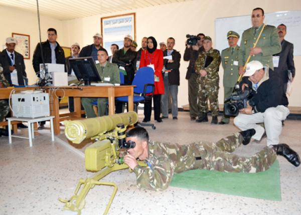 القوات البرية الجزائرية [  Missiles Anti-Chars ]   34288289435_08e1b170ce_o