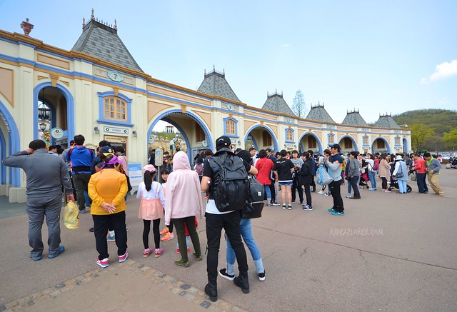 everland resort klook travel