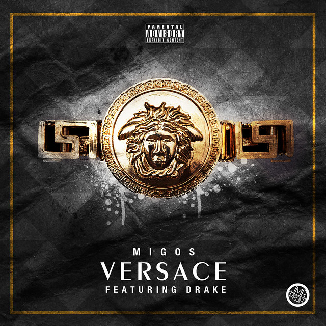 Artwork Design - Versace / MIGOS X DRAKE on Behance