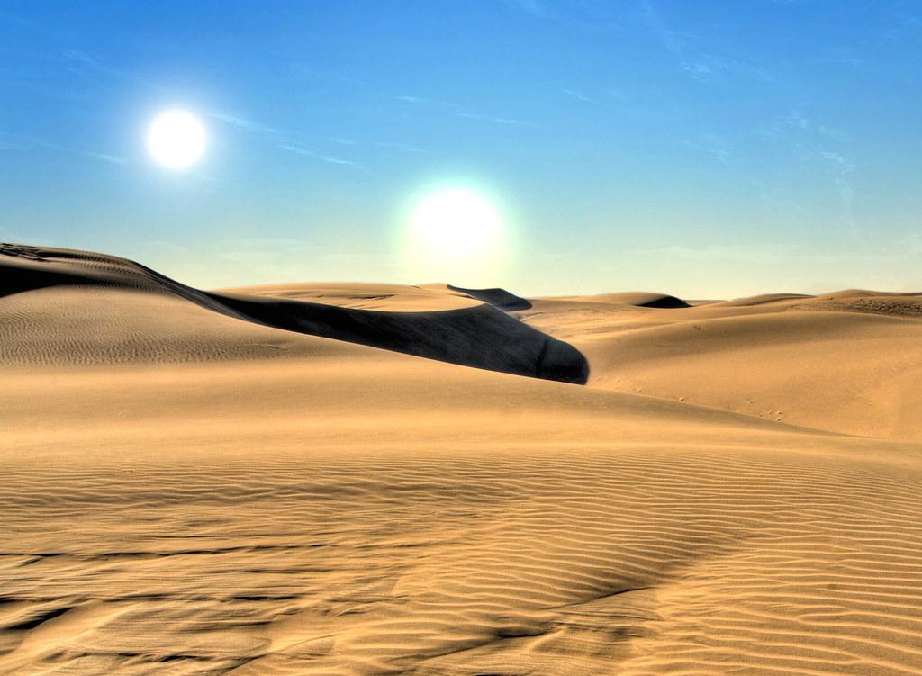 Star Wars Tatooine Lan...