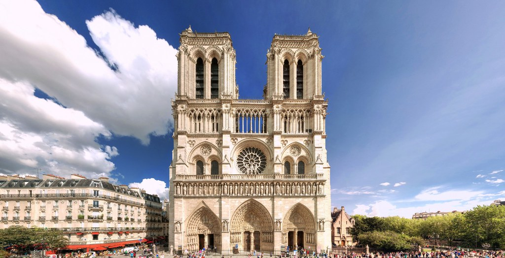 Notre-Dame forever
