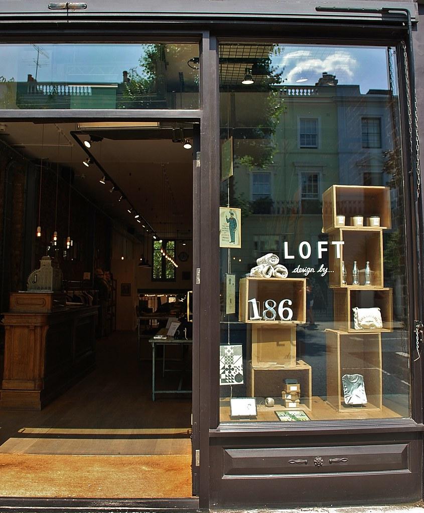 Loft design by london camila rom n demo flickr for Window design jobs london