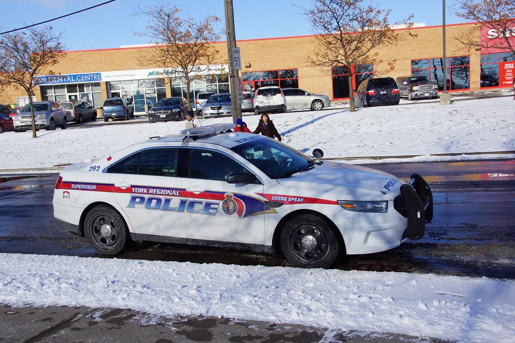 York Regional Police Supervisor Mark Appelman Flickr