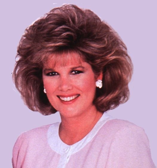 Joan Lunden Great 80s Hair I Found This Video Of Joan
