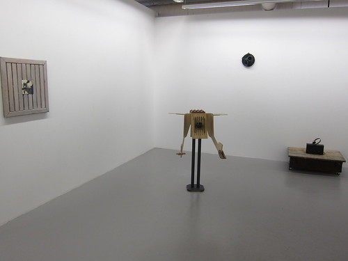 Arvid Pettersen: Exhibition view