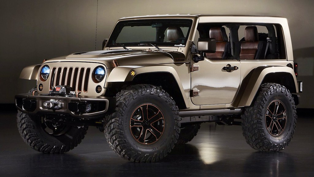 Jeep Wrangler next-generation Lighter, better aerodynamics ...